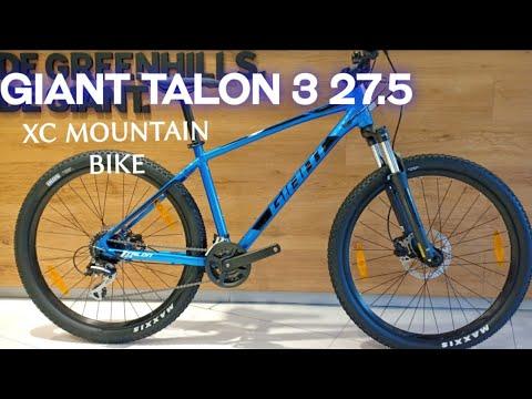 2020 GIANT TALON 3 27.5 | XC MOUNTAIN BIKE
