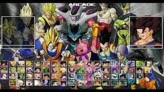 DOWNLOAD Dragon Ball Z Raging Blast 2 MUGEN full Game PC free Working 100