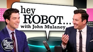 Hey Robot with John Mulaney