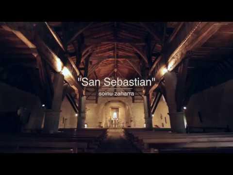 San Sebastian soinu zaharra Juantxo Vega musikariaren eskutik