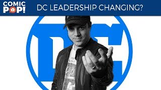 Geoff Johns Out of DC Leadership Role - What Could This Mean?