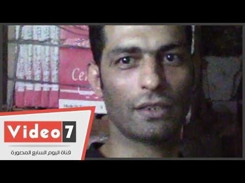 اليوم السابع : بالفيديو.. مواطن يطالب بحل انتشار القمامة بإمبابة