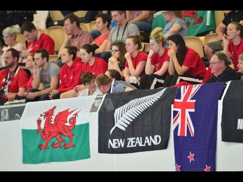 Mens Water Polo New Zealand v Wales - Commonwealth Water Polo Championships 2014
