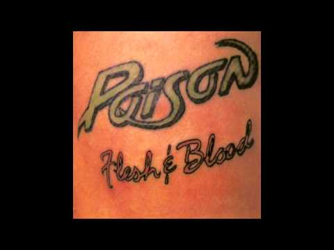 Poison - Don't Give Up An Inch