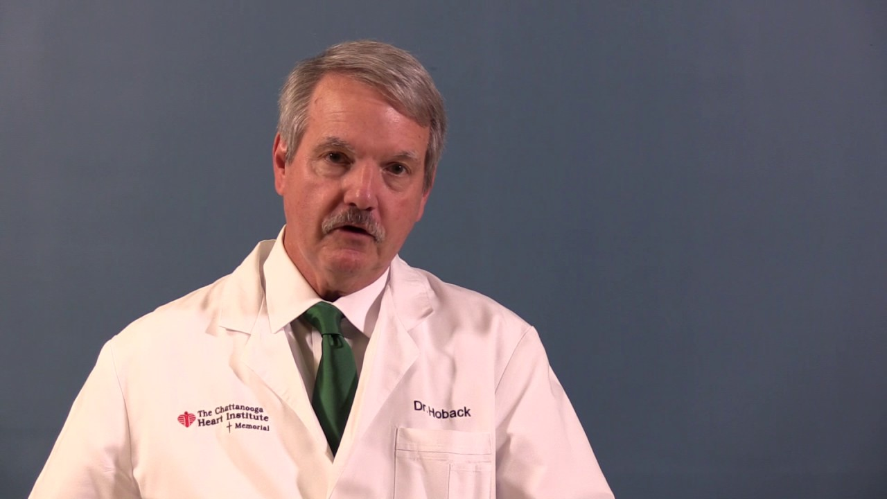 James W  Hoback, Jr , MD, FACC | The Chattanooga Heart Institute