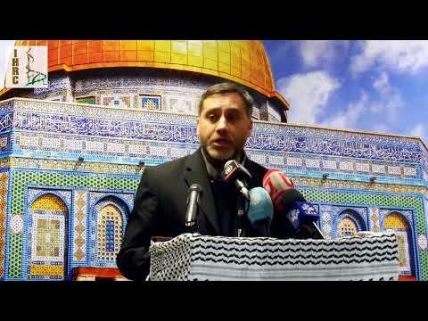 'The Future of Jerusalem' Seminar: Roshan Muhammed Salih