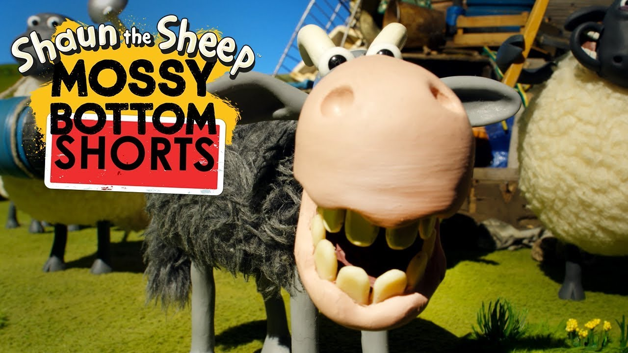 Bão | Mossy Bottom Shorts | Những Chú Cừu Thông Minh [Shaun the Sheep]