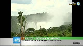 Vivo en Arg - Misiones, Parque Nacional Iguazú - 31-12-13 (2 de 4)