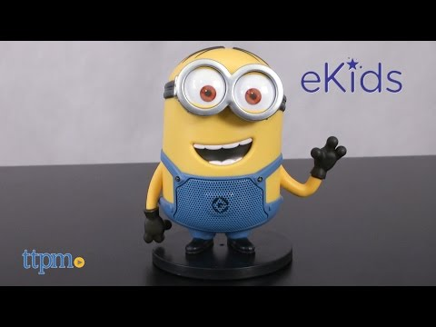 Despicable Me Bluetooth Speaker from eKids