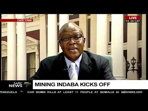 African Mining Indaba Kicks Off