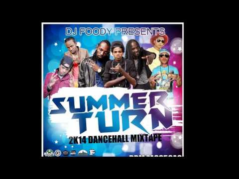 ♪Dj Foody Summer Turn Dancehall (Mix) Vybz Kartel║Alkaline║Tommy Lee 2014@Dj Jungle Jesus