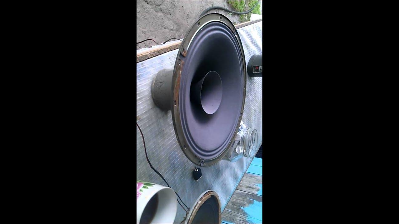 Динамики 4А32, обзор от Звукомания - YouTube