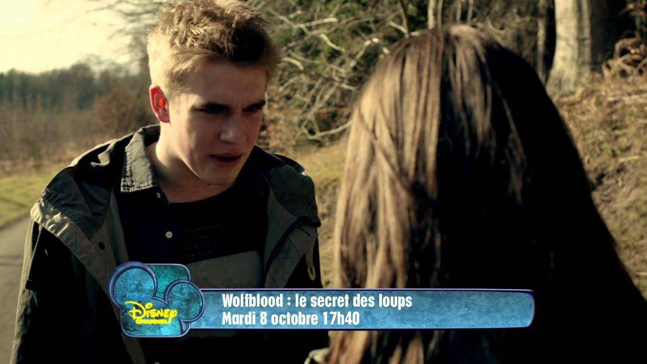 Wolfblood : le secret des loups - Ta nouvelle série