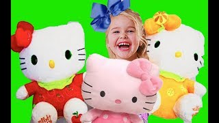The Three Little Kittens Nursery Rhyme song for kids by Sweet Emily