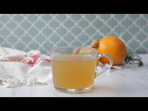 How To Kick Out The Cold With This Cold Buster Tonic • Tasty