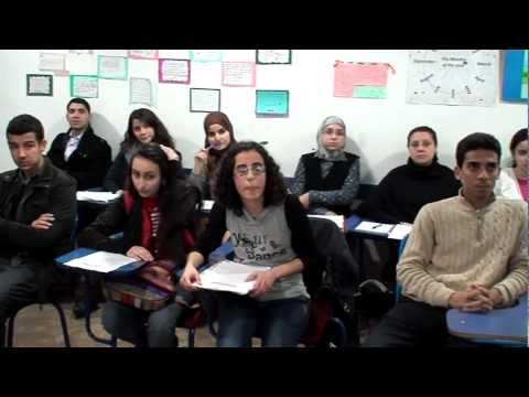 Video-Cconference With American High School Students