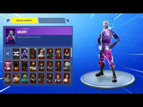 There's a different way to unlock Galaxy Skin.. [DEBUNKED]