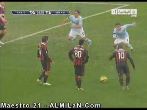 Download Highlights _ Lazio [ 1-2 ] AC Milan - 8/11/2009