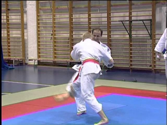 Budaörsi SC Judo szakosztály a Hir TV-ben 2007