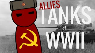 TANKS of World War II (Allies)