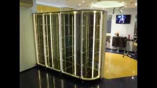 Грис-Де-Лин - стильная витрина VIP для салона красоты(Всех приветствуем на нашем открывшемся канале YouTube. Мы компания