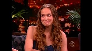 Fiona Apple good/interesting interview bits compilation