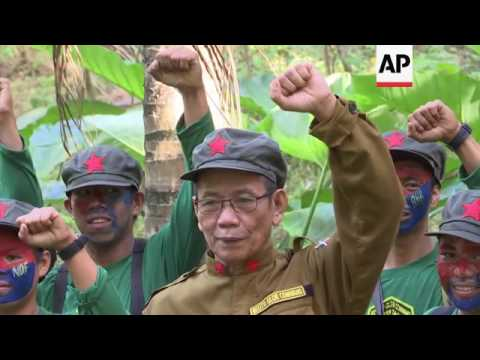 Philippine youth continue to join Maoist rebels