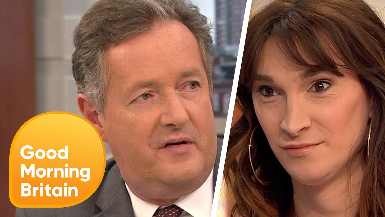 Piers Debates Transgender Activist Over Genderless Acting Awards | Good Morning Britain