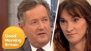 Piers Debates Transgender Activist Over Genderless Acting Awards | Good Morning Britain