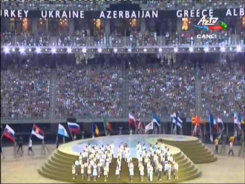 Baku 2015 Closing Ceremony - Part 1