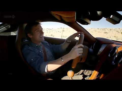 Топ Гир (Top Gear) Тест-драйв Lexus LFA, Aston Martin Vanquish, Dodge Viper (часть 2)