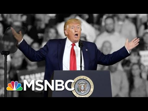 Trump Says He Tried To Stop \'Send Her Back!\' Chant Aimed At Omar. He Didn\'t.   The 11th Hour   MSNBC