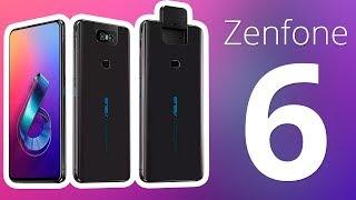 Zenfone 6 lançamento: A câmera FLIP está aí!