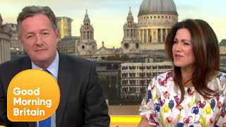 Piers Questions Why People Run Marathons | Good Morning Britain