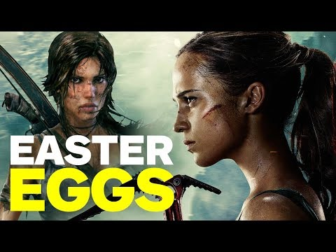 Download Youtube: Tomb Raider - EASTER EGGS, References and Trivia