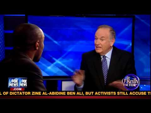Marc Lamont Hill on The O'Reilly Factor 10-18-12