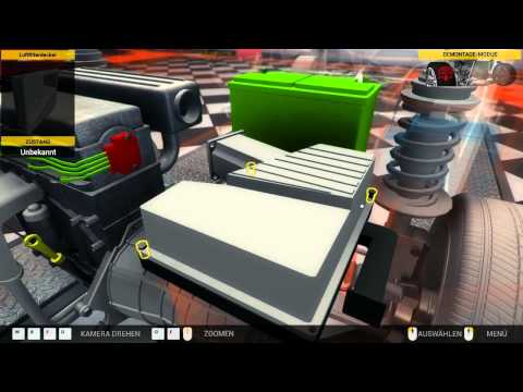 Let's Play Car Mechanic Simulator 2014 - #30 - 4x4 Addon |