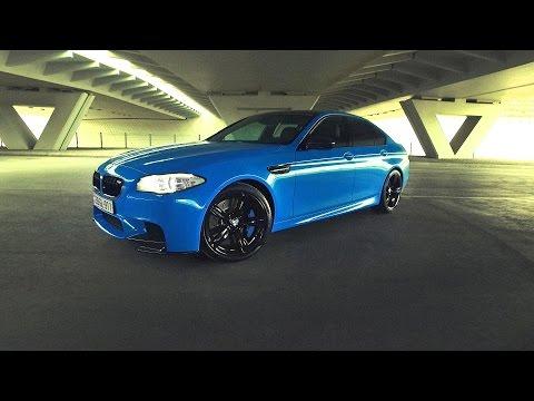 BMW M5 | BLUE GLOSS | BAKU