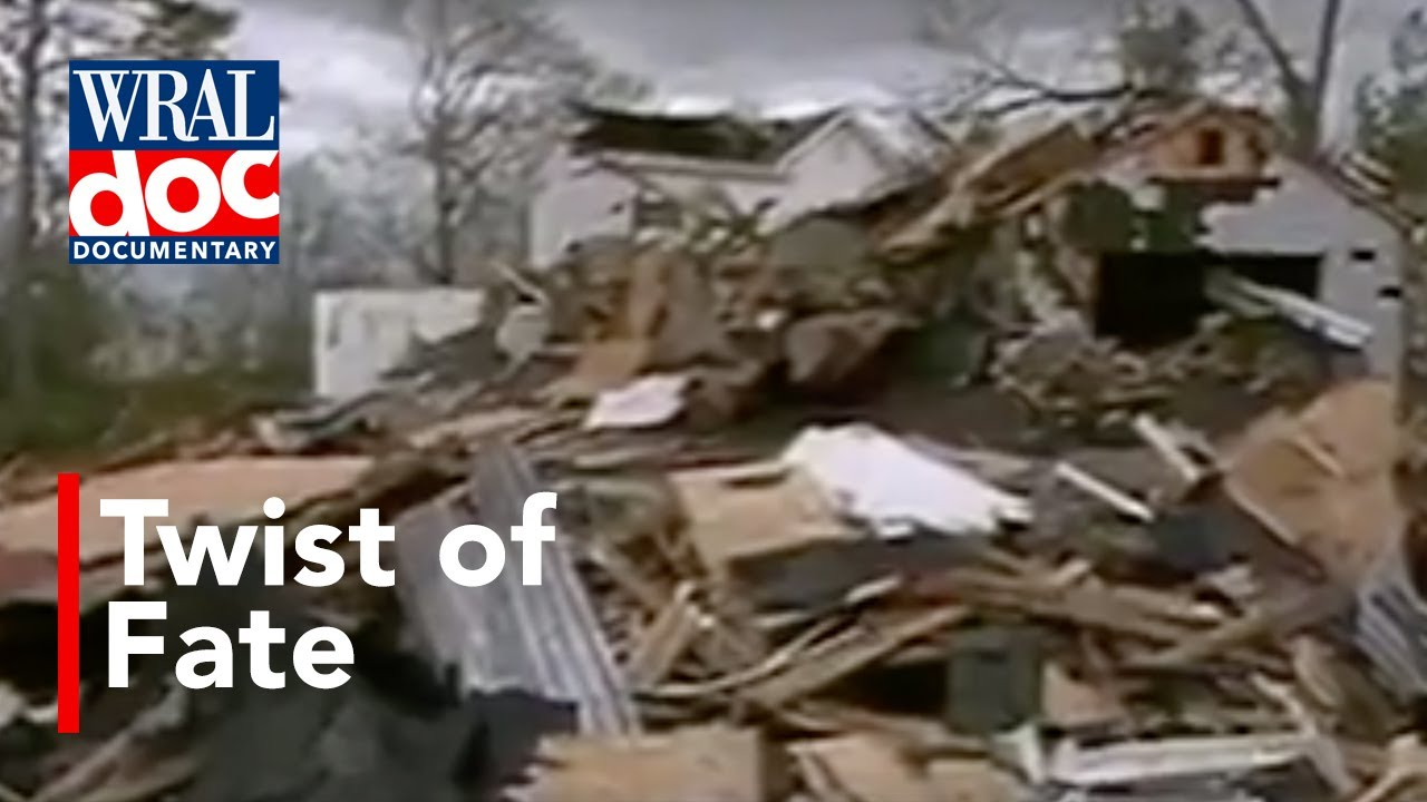 """Download Some of the Worst Tornadoes in NC History - """"Twist of Fate"""" - A WRAL Documentary"""