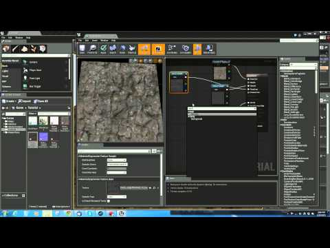 Low Poly Assets From Displacement Maps - Part 2