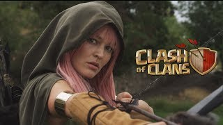 Clash of Clans: Live Action Movie Trailer Commercial thumbnail