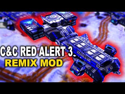 Return Of The GDI Kodiak C&C: Red Alert 3 Remix
