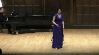 2017 Lotte Lenya Competition: Molly Dunn