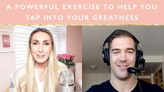 A powerful exercise to help you tap into your greatness & create an extraordinary life with Lewis Ho