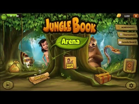The Jungle Book: Official Game Trailer 2016