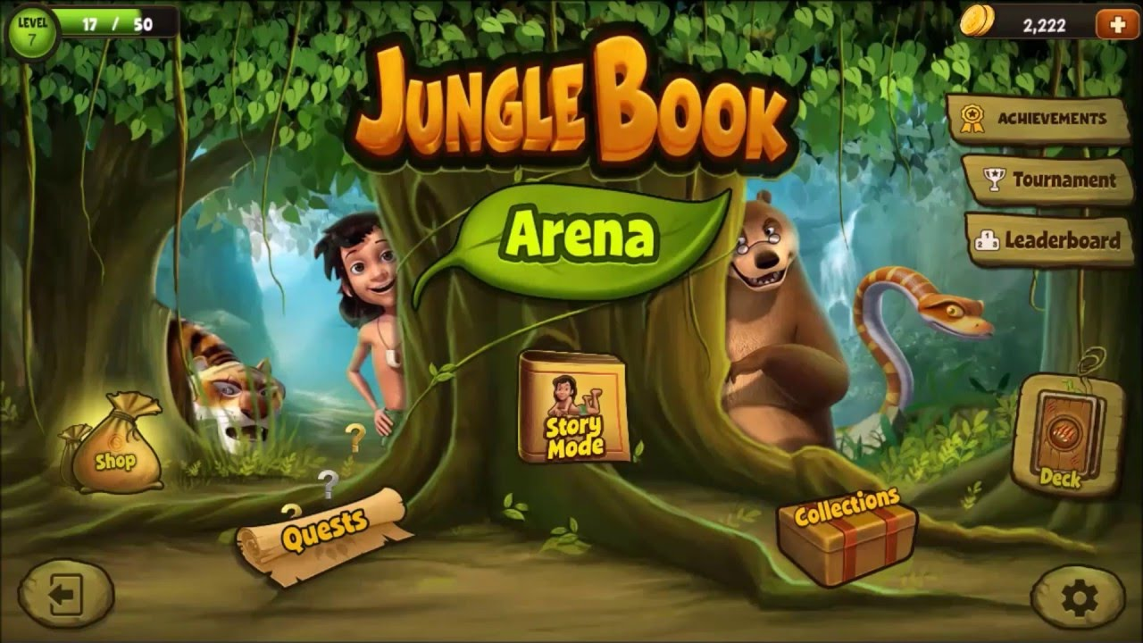 Jungle Book Game
