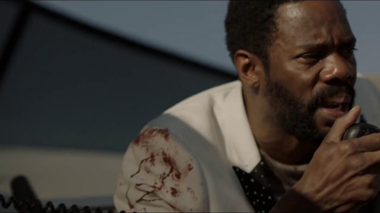Download Fear The Walking Dead S03E08 - Victor talks to a Russian cosmonaut