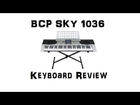 BCP SKY1036 Keyboard Review