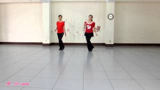 Perfect Lover (完美情人) - Line Dance (by Nina Chen and Penny Ten)