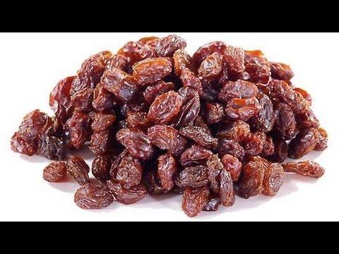 Health Benefits of Raisins - Nutritional Information